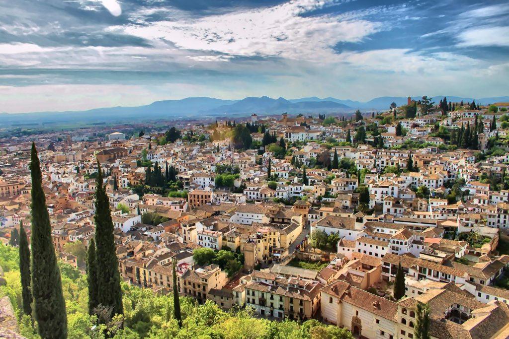 Como visitar Granada